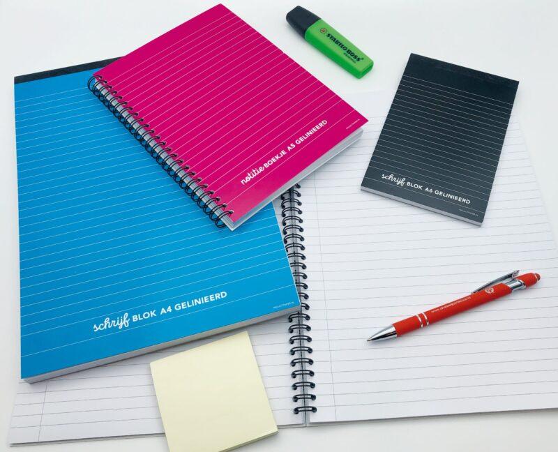 De voordelen van schrijven op papier